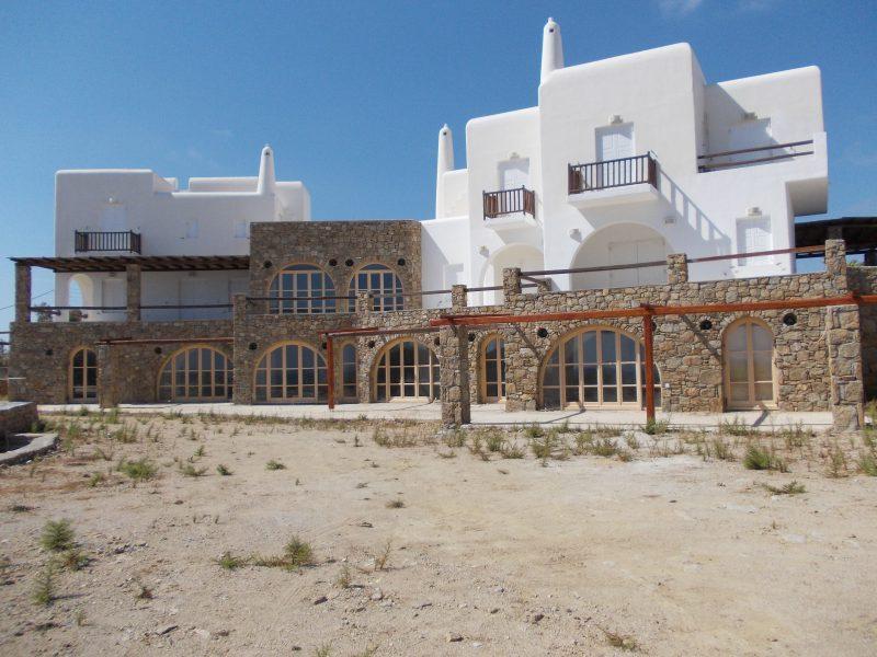 Hotel auf Mykonos