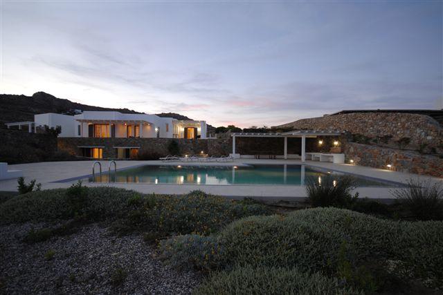 Swimmingpool Villa