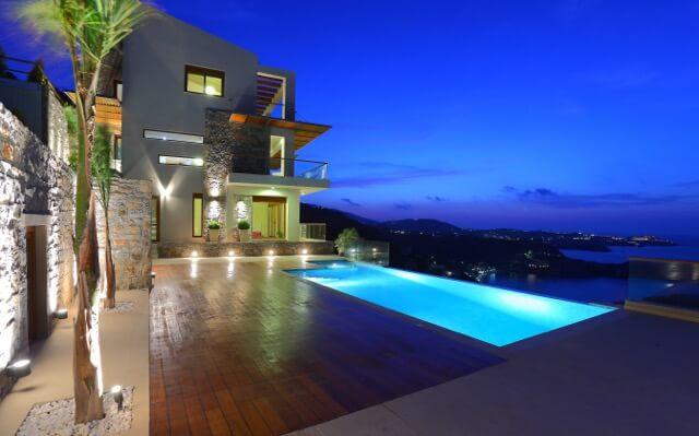 Luxusvilla ins Heraklion