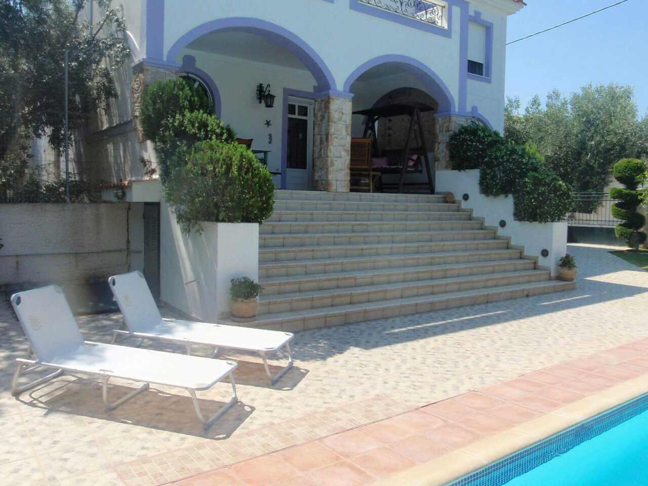 Villa Alepochori