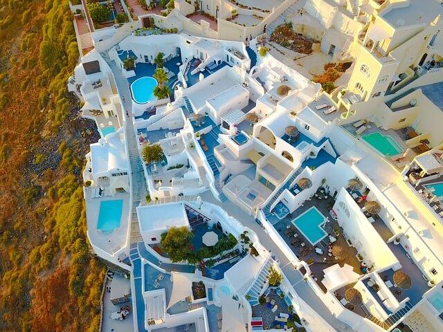Traumvilla Griechenland