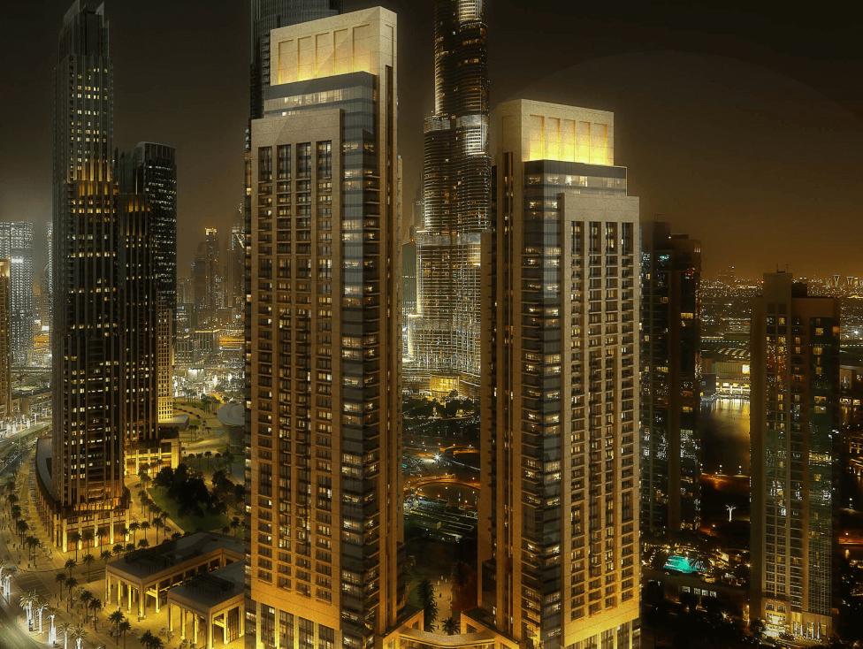 Traum Eigentumswohnungen Dubai
